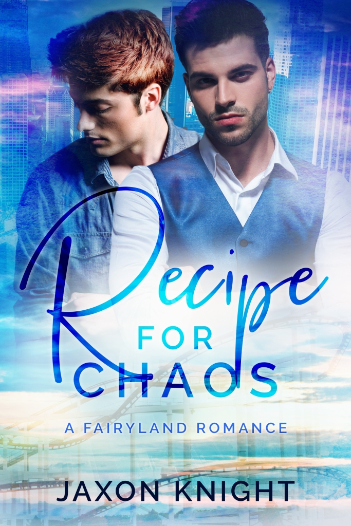 Recipe for Chaos book cover